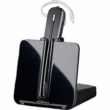 Plantronics Bundle CS540A + HL10 Lifter, Headset, schwarz