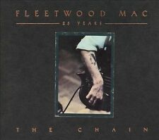 25 Years: The Chain [Box] by Fleetwood Mac (4CD BMG DIRECT 1992 Warner Bros.)