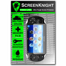 ScreenKnight Sony Playstation PS Vita FRONT SCREEN PROTECTOR invisible shield