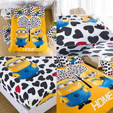 Completo Letto Matrimoniale MINIONS - Bedding Set MINIONS (Double Bed)