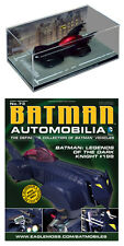 Batman Automobilia #73 ~ Legends of the Dark Knight #198 Batmobile Eaglemoss