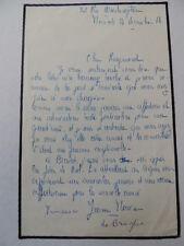 LAS PRINCESSE JEANNE MARIE DE BROGLIE 1966