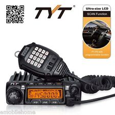 TYT TH9000D Car Mobile Radio VHF 136-174MHz 60W 200CH+Programming Cable A063P