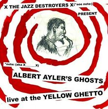 Albert Ayler's Ghosts Live At The Yellow Ghetto - X___X (2015, CD NEU)