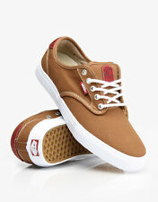Vans Off the Wall Chima Ferguson Pro Cork Rubber Brown Red Canvas Shoes Mens 7