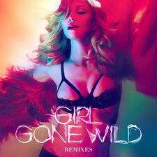 MADONNA GIRL GONE WILD 8-TRACK CD remixes