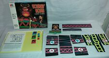 Vintage 1981 Donkey Kong Card Game by Milton Bradley, Nintendo