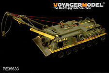 Voyager PE35633 1/35 German M88A1G Recovery Vehicle(smoke discharger include)