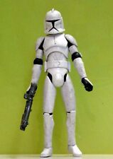 Star Wars The Clone Wars AT-TE Clone Troopers White