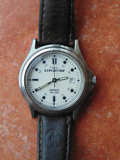 TIMEX EXPEDITION INDIGLO WATCH WRISTWATCH 50 M Water Resistant Date