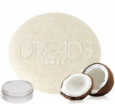 Dreadlock shampoo bar - 'Coconut' - Dreads UK residue free paraben free SLS free