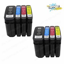 8 PK 88XL Ink For HP88XL Officejet Pro L7500 L7550 L7580 L7590 L7600 L7650