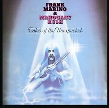 Tales Of The Unexpected - Frank & Mahogany Rush Marino (1990, CD NIEUW)