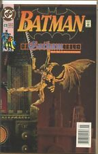 Batman 1940 series # 478 UPC code very fine comic book