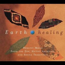 Earth Healing by Ronnie Seldin - Zen - Native American - Shona - 3 CD Boxed Set