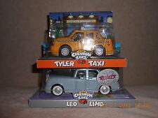 Chevron Cars TYLER TAXI & LEO LIMO car