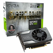 EVGA nVidia GeForce GTX 1060 SC Gaming 3GB GDDR5 Graphics Vid