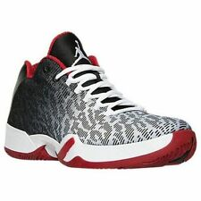 Brand New Mens Air Jordan XX9 Low 828051-101 White/Black-Gym Red Size 12
