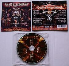 CD von  Virtuoso ‎– World War II: Evolution Of The Torturer