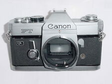 Canon FT 35mm Film SLR Manual Camera Body *** Ex++ and Fully Serviced