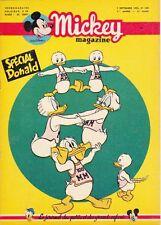 Mickey Magazine n° 100/1952 2ème année Spécial Donald couverture Edition Belge