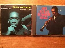 John Coltrane [2 CD Alben] Blue Train + My Favorite Things