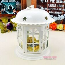 White Glasses House Wind Up Music Box : Harry Potter Hedwig's Theme
