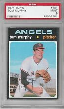 1971 Topps Baseball Tom Murphy #401 PSA 9 (Low Population)