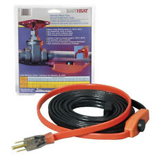 (5) Easy Heat 24' Automatic Pipe Heating Freeze Protection Cables w Thermostat