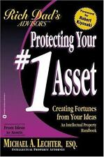 PROTECTING YOUR #1 ASSET by Michael A. Lechter (2001, PB) RICH DAD'S ADVISORS