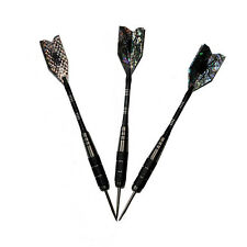 3pcs/Set 22g 90% Tungsten Steel Needle Tip Darts With 3 Spider DART Flights JXCA