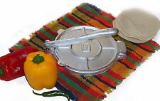 "Tortilla Press Maker, Cast Iron Tortilladora, 6.5"" Free Shipping to USA!!"