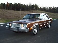 1980 Ford Fairmont 1-OWNER 41K SURVIVOR RUNS OUT NICE N READY 2 ENJOY