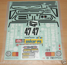 Tamiya 58025 VW Golf Racing Group 2/M05, 9498086/19498086 Decals/Stickers, NIP