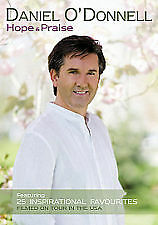 """DANIEL O'DONNELL DVD (all regions) """"Hope & Praise """" 25 tracks (3 with Mary Duff)"""