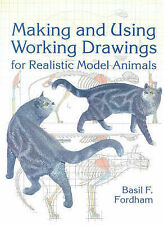 Making and Using Working Drawings for Realistic Model Animals,GOOD Book