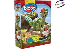 BLOCO DINOSAURS OVIRAPTOR CONSTRUCTION JURASSIC WORLD DINOSAURE