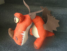 DREAMWORKS HOW TO TRAIN YOUR DRAGON 2 MONSTROUS NIGHTMARE PLUSH SOFT TOY