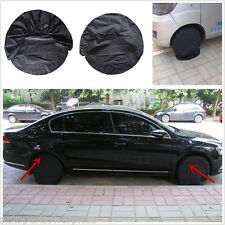 "Set Of 4 Wheel Tire Tyre Covers to 28"" Diameter Tyre Car RV Camper Trailer SUV"