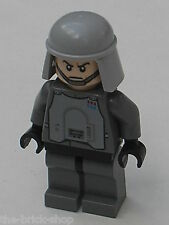 RARE personnage LEGO Star Wars minifig Imperial Officer / 9509 Advent Calendar
