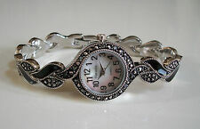 Vintage Look  Bracelet Antique Style Lady Special Occasion Fashion Watch