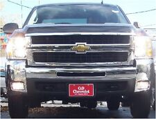 07 08 09 Chevy GMC Truck High Beam Fog Light Kit Turns Fogs Back On w High Beams