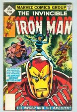 Iron-Man #104 November 1977 VG No Bar Code