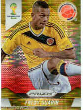 2014 World Cup Prizm Yellow Red Parallel No.52 F.GUARIN (COLOMBIA)