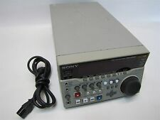 Sony DSR-DR1000 DVCAM Professional Video Disk Recorder *See Description*
