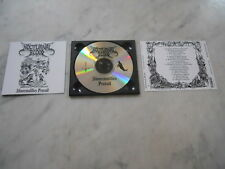Nocturnal Blood - Abnormalities Prevail CD NEW+++NEU+++