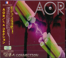 AOR L.A. Connection + 2 Japan CD 2014 Voice of AOR Unruly Child N.O.W. Paul Sabu