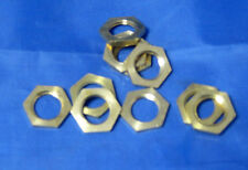 10mm brass hex nuts (pack of 10)