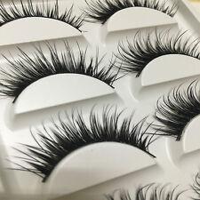Hot sale half mini corner fake eye lashes beauty daily False eyelashes