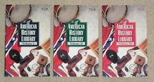American History Library by Orville V. Webster III - 3 Vols pb